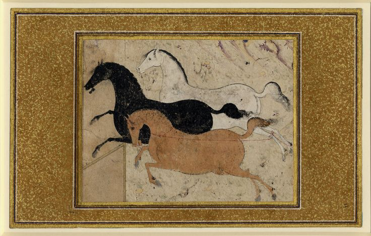 Exhibition at the British Museum: The Horse from Arabia to Royal ...