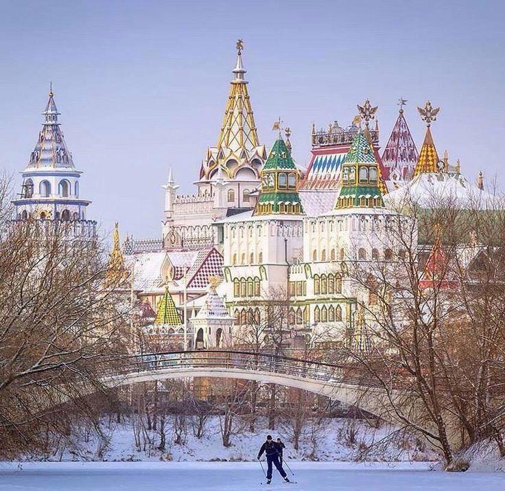 Кремль в Измайлово. Автор фото Igorsobolev_photo