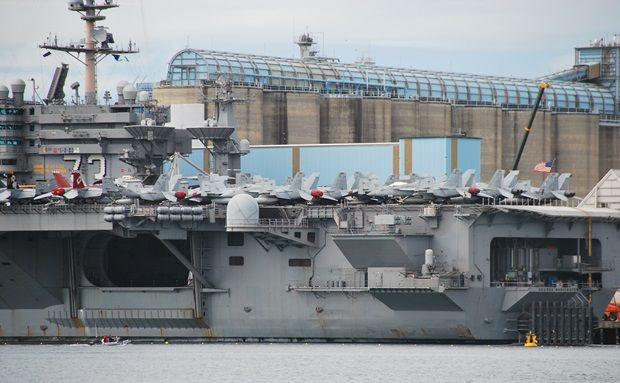 Aircraft Carriers of United States Navy Video | The Travel Tart Blog