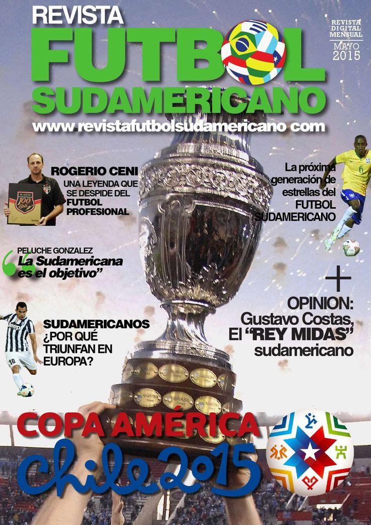 Revista Futbol Sudamericano #02 MAYO by Imagen y Comunicacion Editorial srl - issuu