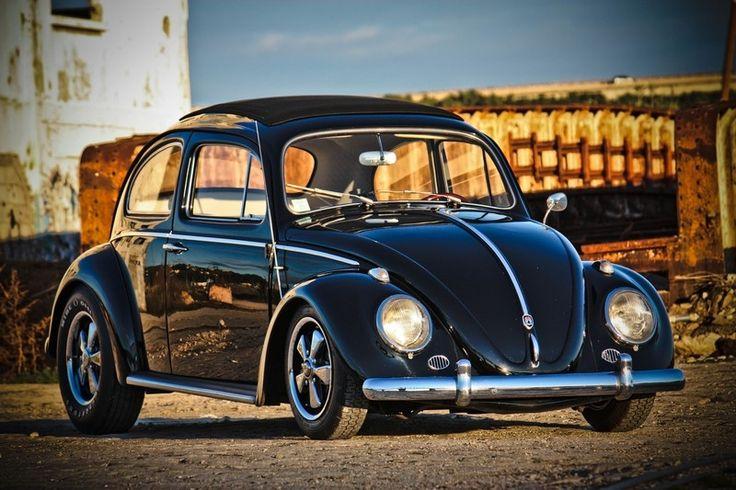 Vw Lookers >> Cal Look Beetle | Fräna kärror | Pinterest