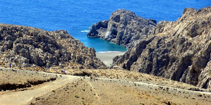 Trafoulas Beach