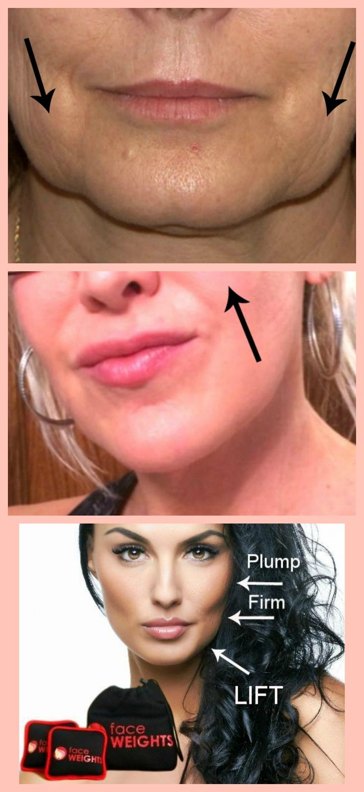 Plump, Firm, & Lift Your Face...here's how.