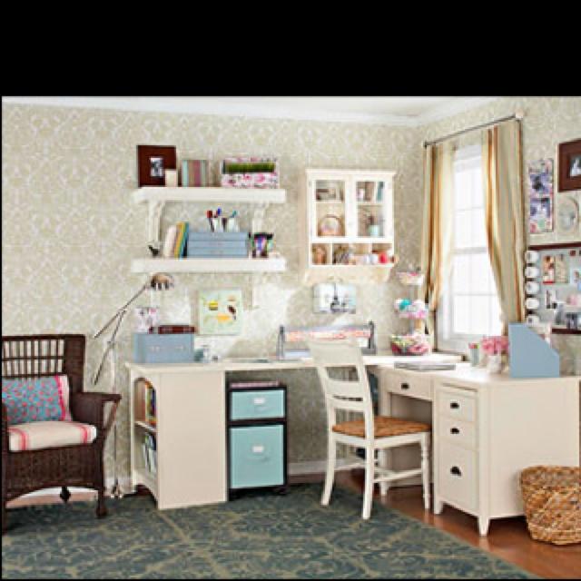 Craftroom Craft Room Studio Office Pinterest Ideas