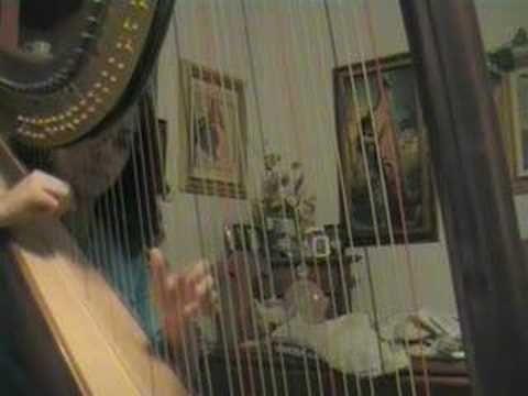 Davy Jones - Pirates of the Caribbean (harp)