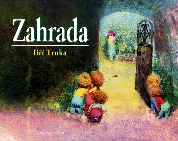 Kniha Zahrada   bux.cz