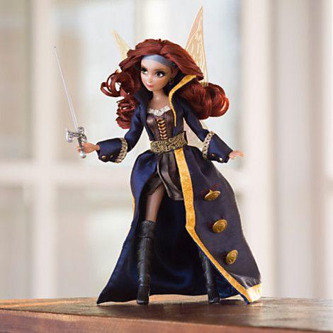 Zarina Disney Fairies Designer Collection Doll - Released February 2014 - Global 4000 dolls.