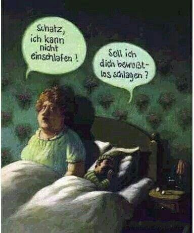 """Résultat de recherche d'images pour """"ruhe wie gehen schlafen comic"""""""