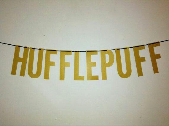 Banner... Hufflepuff