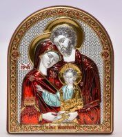 Holy Family Standing Plaque.