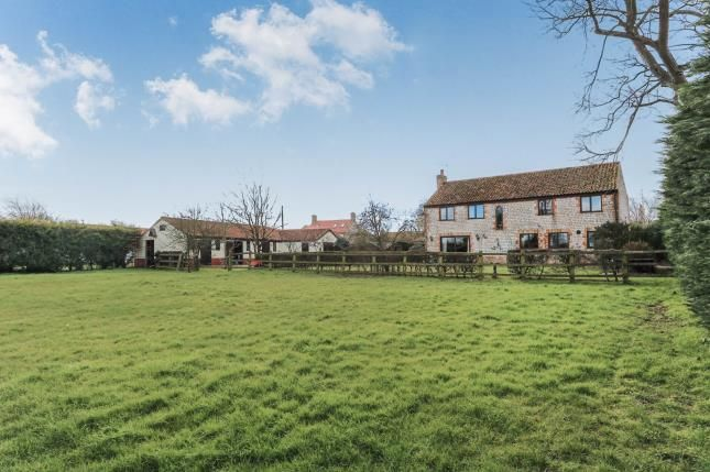 5 bed barn conversion for sale in Northwold, Thetford, Norfolk