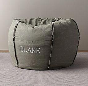 Restoration Hardware Beanbag Chair Outdoor Lounge Bean Bags Bag Chairs Baby Child Babybeanbagchair