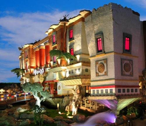 Перевернутый Дом Катманду