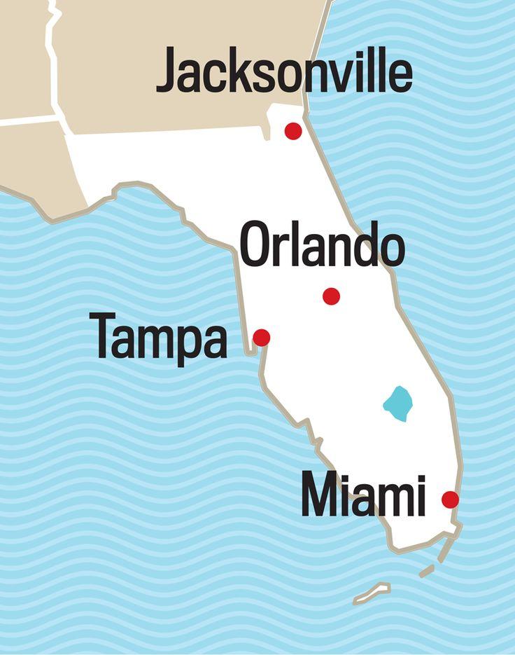 2020 Long Range Weather Forecast for Florida The