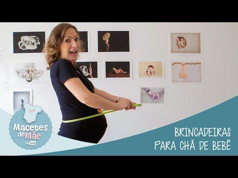 Ideia de brincadeiras diferentes para fazer em chá de bebê | Macetes de Mãe
