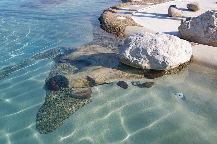 Baseny przypominające naturalne akweny. Modernizacja basenów rekreacyjnych. http://www.liderbudowlany.pl/artykul/322/Baseny_przypominaj%C4%85ce_naturalne_akweny