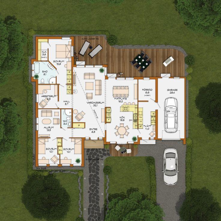 die 25 besten schwedisches haus ideen auf pinterest schwedenhaus rote h user und rotes dach. Black Bedroom Furniture Sets. Home Design Ideas