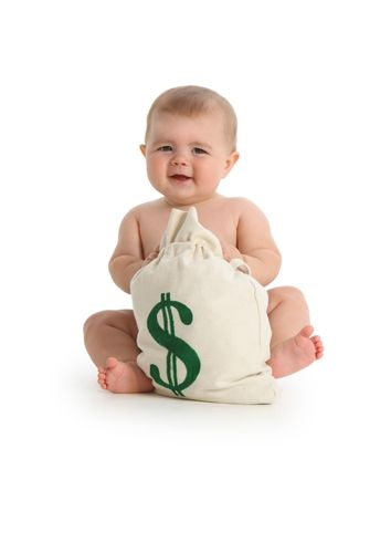 Financial Assistance for a New Baby  | Stay at Home Mum
