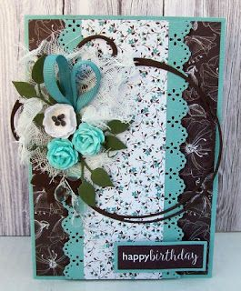 Best of Betsy's: Kaisercraft's Sea Breeze Cards