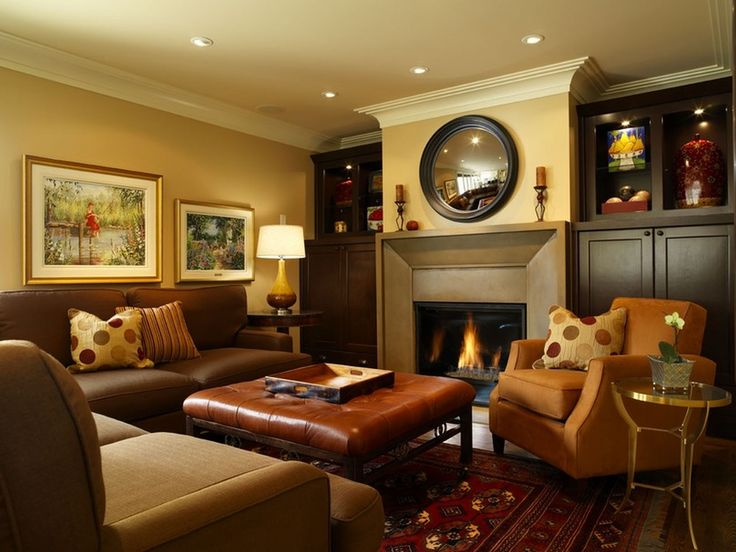 Basement Living Room Designs Entrancing 83 Best Basement Ideas Images On Pinterest  Basement Ideas Design Inspiration