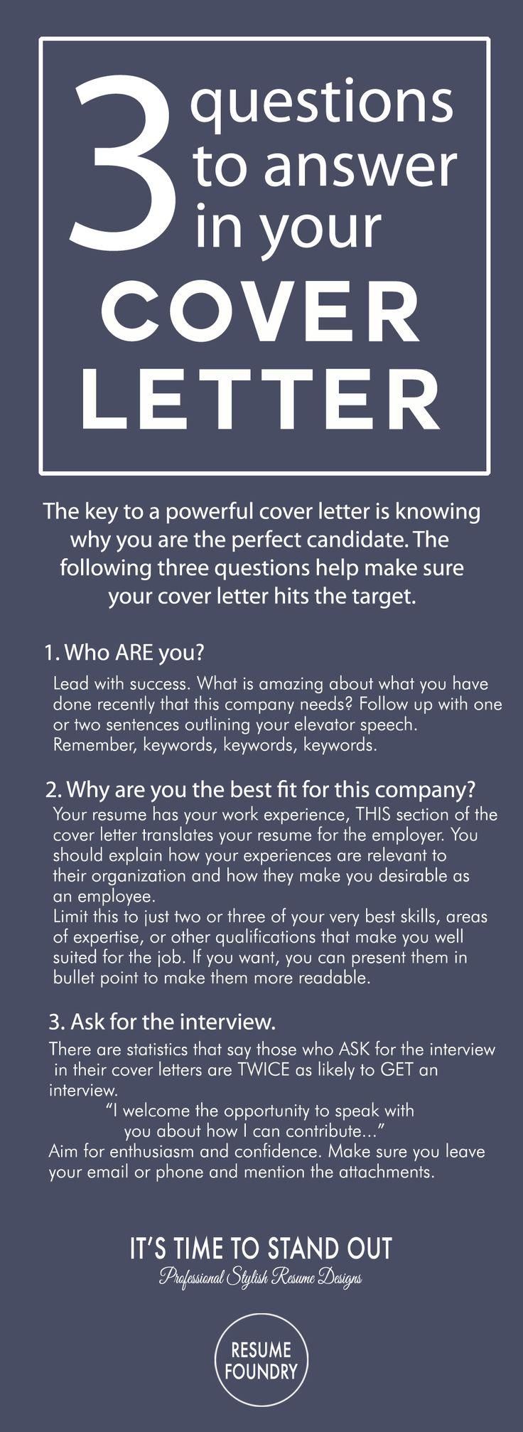Cover Letter Outline, Cover Letter Tips