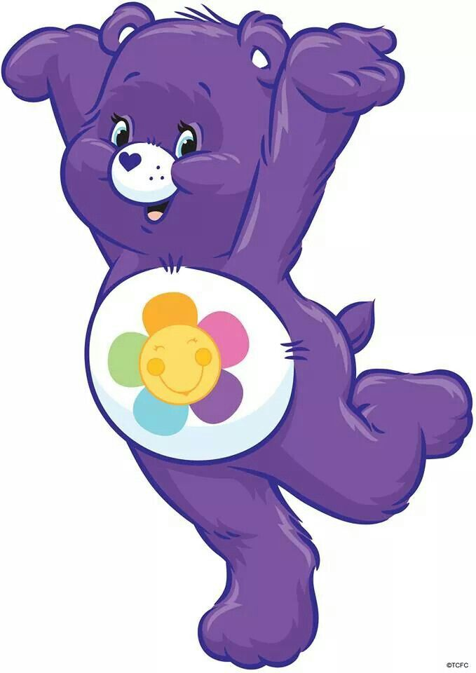 To print - Care Bears: Harmony Bear