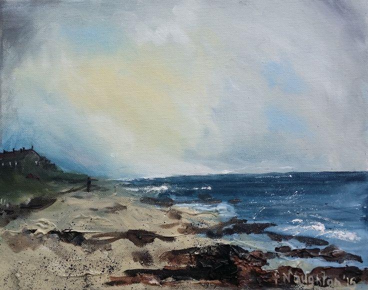 Boulmer (Northumberland Coast) fionanaughtonartworks.com