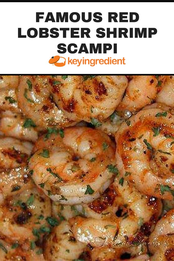 ONE-POT MEALS;Famous Red Lobster Shrimp Scampi. Find out more at:https://www.keyingredient.com/recipes/645733394/famous-red-lobster-shrimp-scampi/