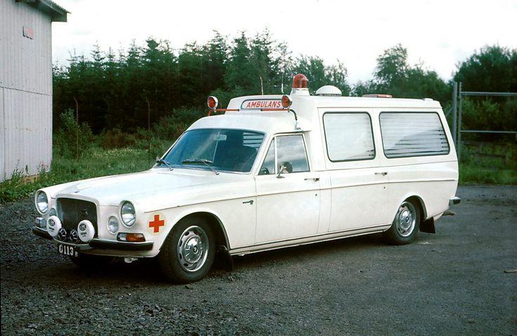 ◆Volvo 165 Ambulance◆