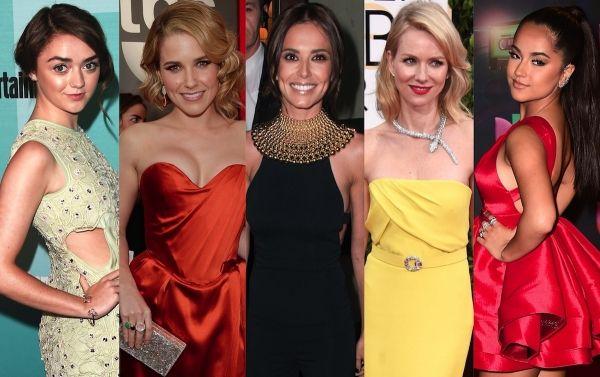 cool Sophia Bush, Cheryl Cole, Becky G. et plus: le meilleur Bling de 2015: style: mode et style