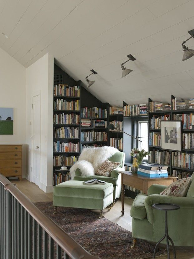 51 Best Images About Home Libraries On Pinterest