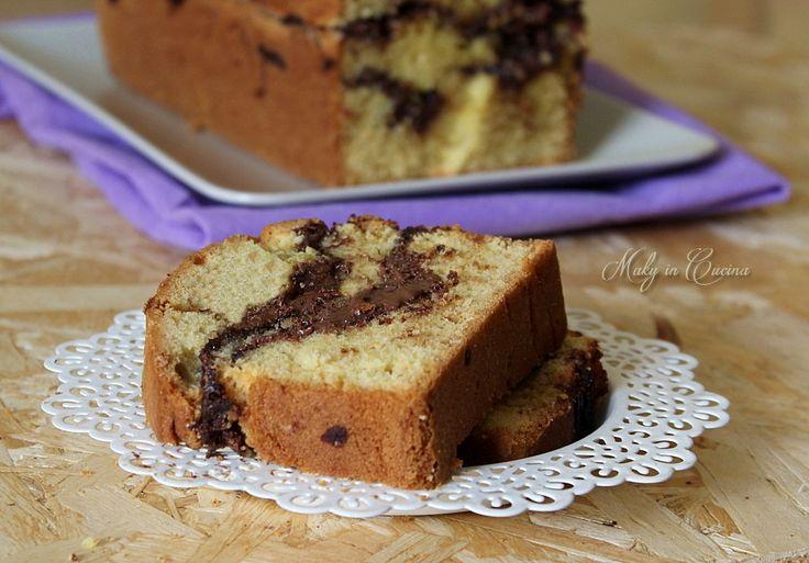 Il Plumcake cuore di Nutella è un dolce goloso da preparare per la colazione o merenda dei più piccoli ma, lo adoreranno anche i più grandi! Nella ricetta,