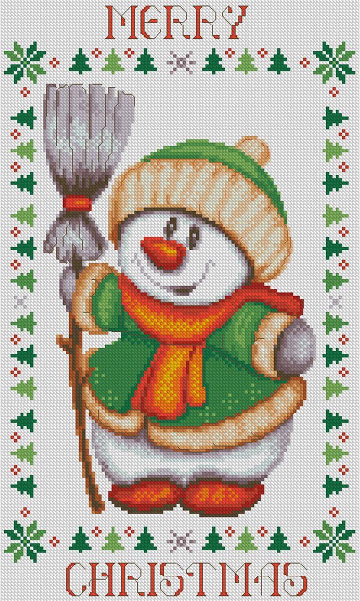 cross stitch stocking patterns free