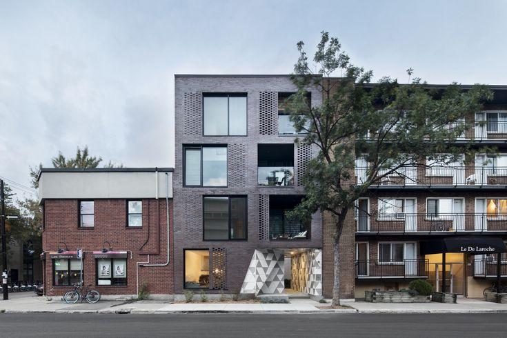LA GÉODE by ADHOC Architects  http://fr.archello.com/en/project/la-g%C3%A9ode  Photo by: ADHOC architectes
