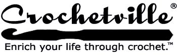New tag line for Crochetville  (update your bookmarks, as this is now crochetville.com, rather than crocheville.org)