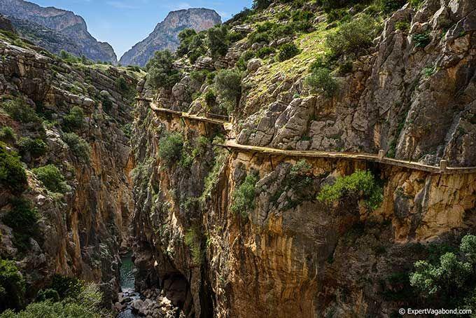 El Caminito del Rey, abierto por fin al público © Matthew Karsten / ExpertVagabond.com