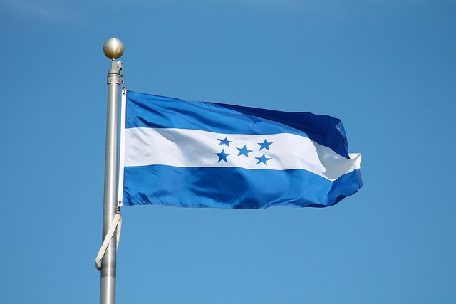 Honduras flag | Recent Photos The Commons Getty Collection Galleries World Map App ...