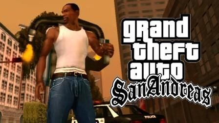 GTA San Andreas Latest PC And Android  Games