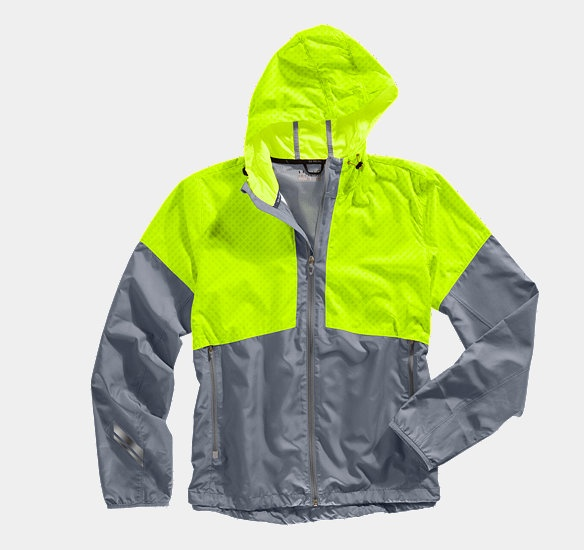 Men's UA Run Storm Hooded Jacket
