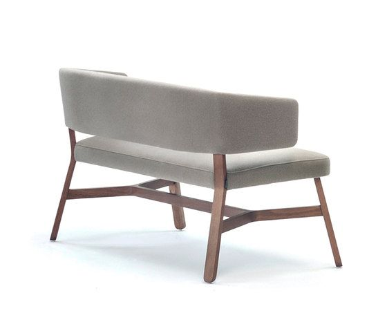 Upholstered benches | Seating | Croissant | Billiani | Emilio. Check it out on Architonic