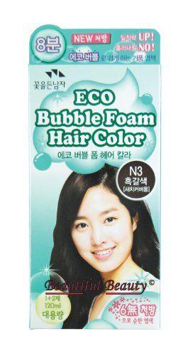 SOMANG ECO BUBBLE FOAM HAIR COLOR (DARK BROWN N3)