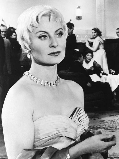 Michèle Morgan │ Oasis, 1955