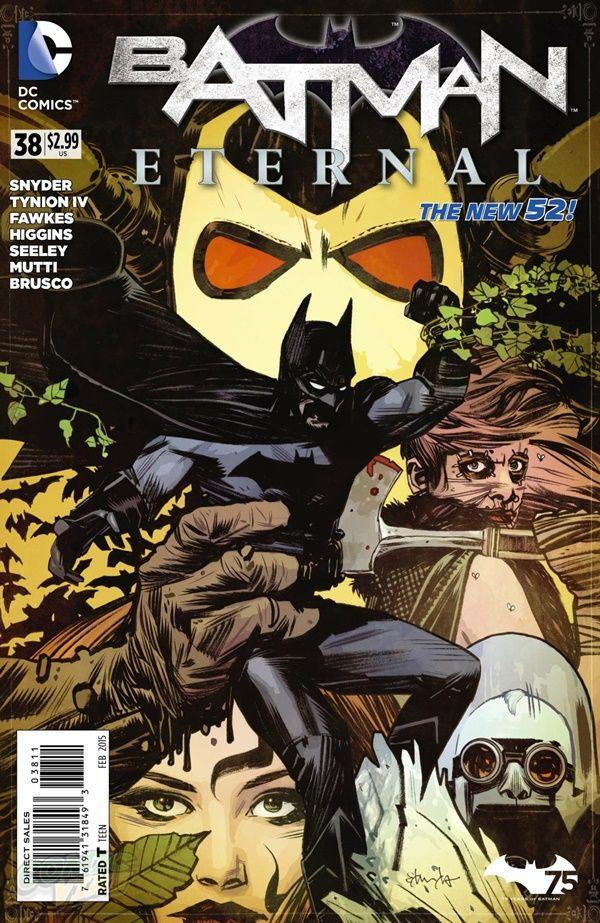 Hot new product added -  Batman Eternal #38 - http://ponderosa.co/things-from-another-world/batman-eternal-38/