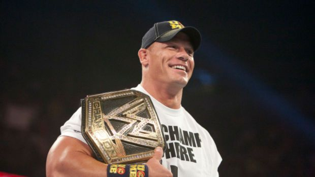 """READ ARTICLE: 'If You Only Knew"""" John Cena: Larry King Talks to the WWE Superstar (VIDEO)"""