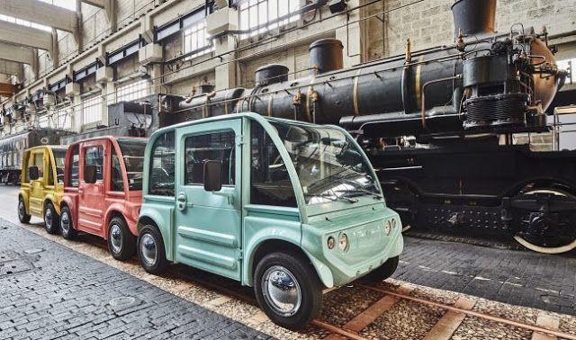 NextDay: Startup XYT introduced urban modular electric cars...