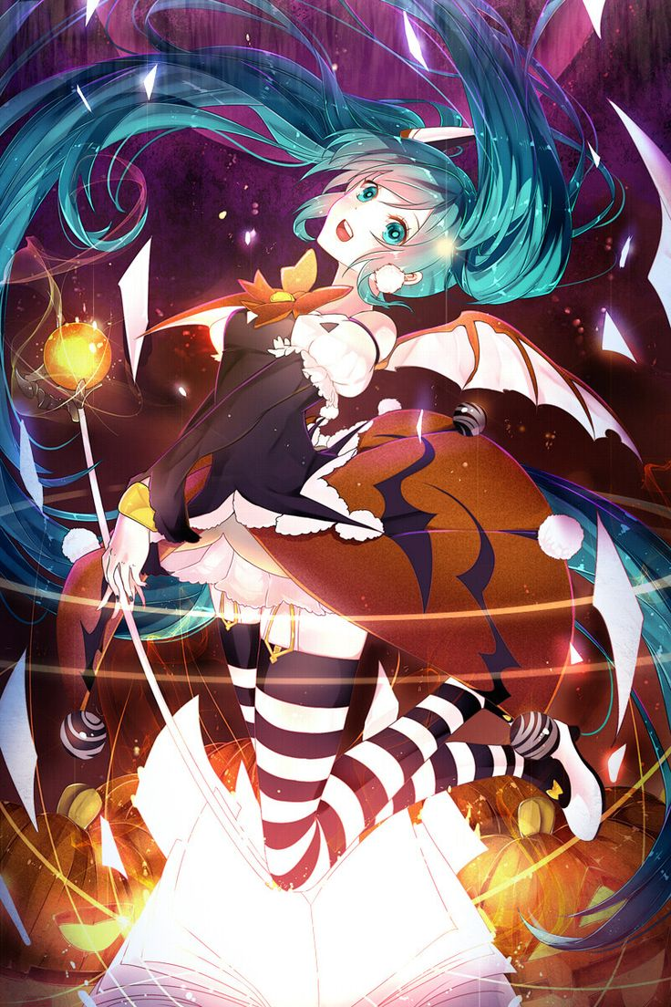 786 best Halloween Anime images on Pinterest