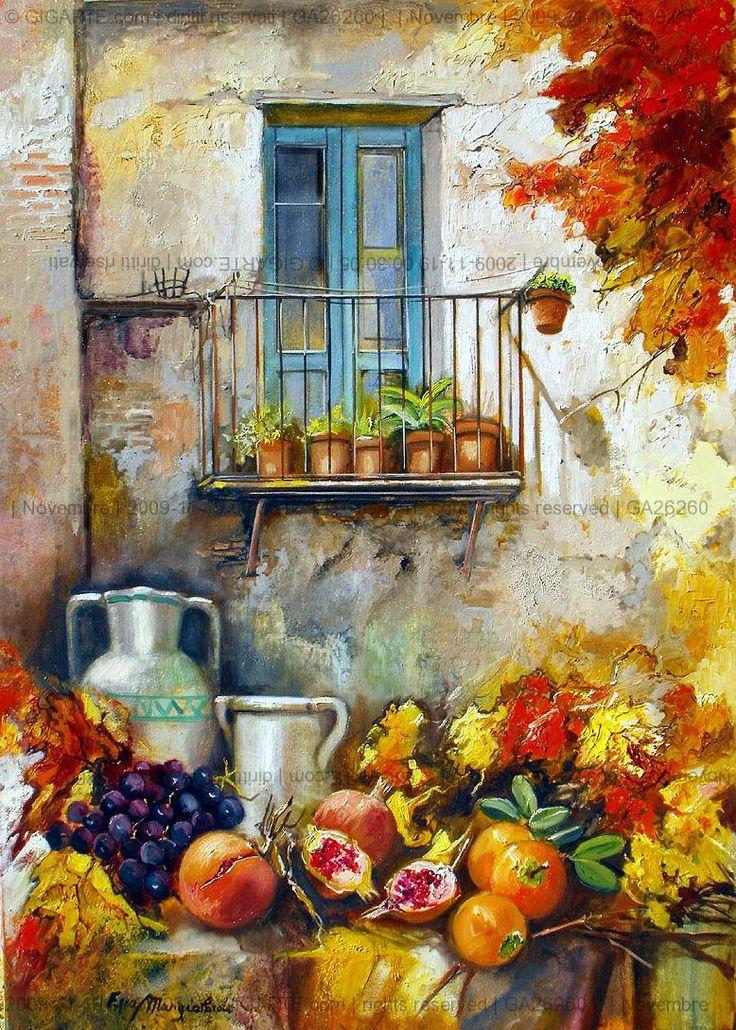 November ~ Francis Mangialardi