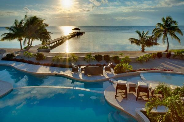 Villa Watina, #Belize #Central America