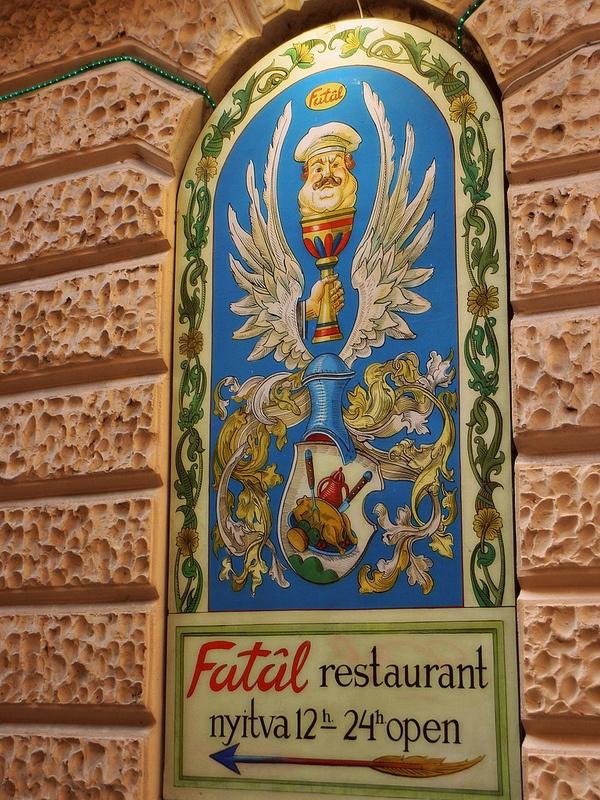 Fatal Restaurant, Budapest
