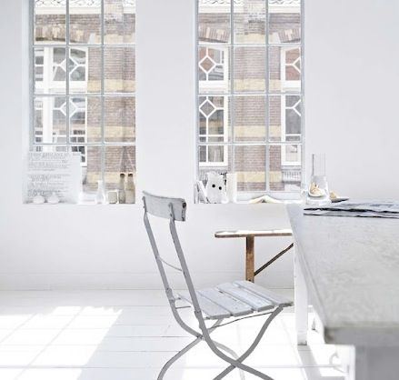 : Favorite Places, White Window, White Spaces, Spaces Living, Interiors Design, Decor Inspiration, Chairs Style, White House, White White